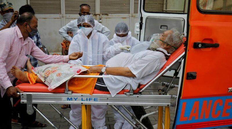 Segunda ola de COVID-19 en India: el país superó los 17 millones de casos y padece la carencia oxigeno