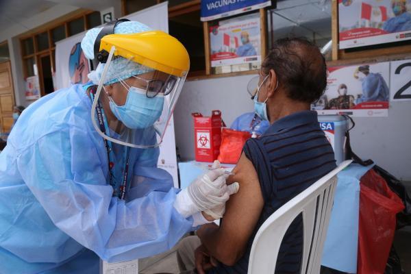 Uruguay ya vacunó a más de un millón de personas con la segunda dosis contra el COVID-19