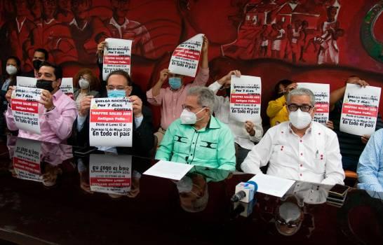 Colegio Médico comienza hoy huelga de una semana contra la ARS Mapfre