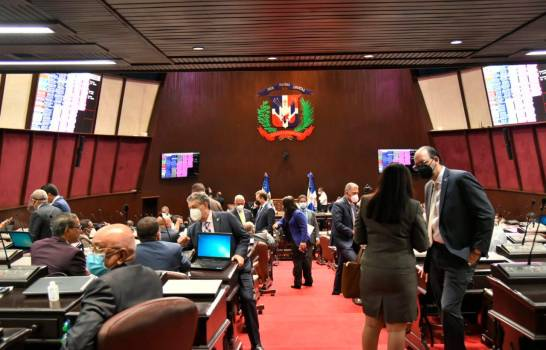 Diputados con Covid-19 aumentan a 20 de manera preliminar