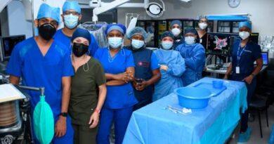 Equipo de Modermca introduce por primera vez en RD el uso del Ecocardiograma Intracardiaco