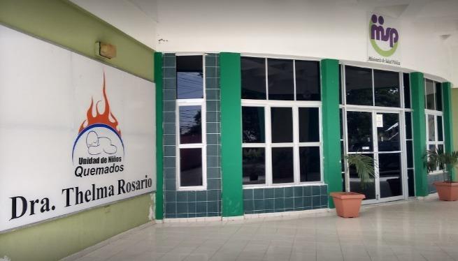 Centro Infantil de Quemados Dra. Thelma Rosario reporta atenciones