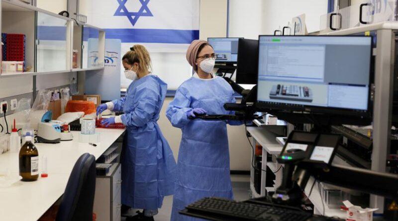 Israel registra menos de mil casos activos por COVID-19 en todo el país