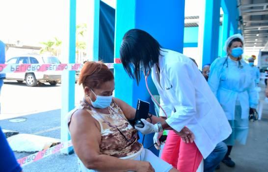 Realizan jornada nacional para detectar hipertensión y diabetes
