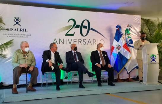 La Sisalril conmemora el 20 aniversario de la institución junto a todos los pasados titulares