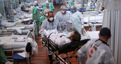 """La OPS alertó que hospitales en las Américas están """"peligrosamente llenos"""" por el avance del COVID-19"""
