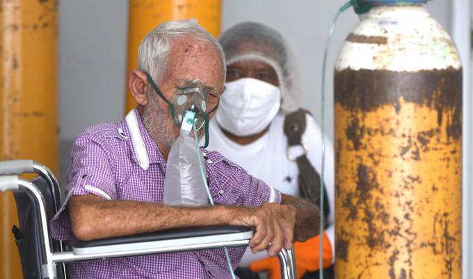 Crece la demanda de oxígeno ante aumento de casos Covid