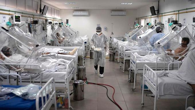 La ocupación camas sube a 79% en UCI y a 68% en cuidados intermedios en el Gran Santo Domingo