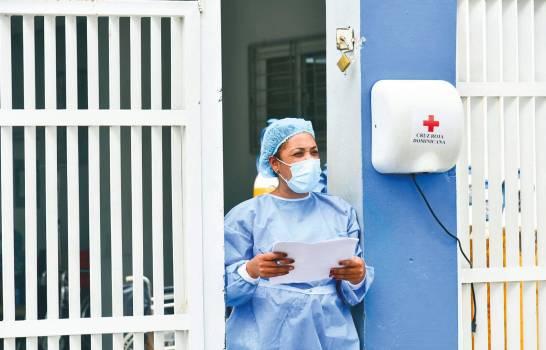 Diecisiete centros de salud del GSD tienen más del 80 % de ocupación COVID-19 en UCI