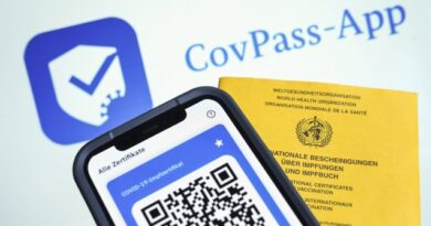 COVID-19 Certificados de vacunación de la farmacia: el 63 por ciento está abierto