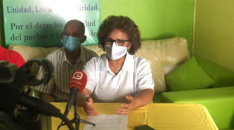 Enfermeras piden a Abinader cumplir su promesa de aumentarles el salario