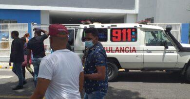 Moscoso Puello continúa repleto de pacientes con Covid19