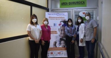 Mapfre Salud ARS, Amadita Laboratorio Clínico y Operación Sonrisa devuelven bienestar a niños