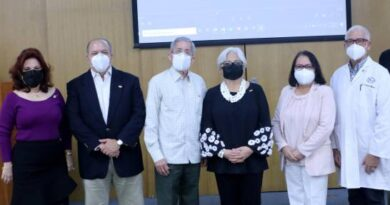 Juramentan ocho nuevos miembros del Patronato de Lucha Contra la Lepra
