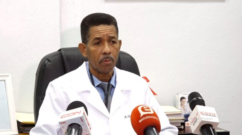 Clemente Terrero prevé disminuyan los casos de Covid-19 en los próximos días