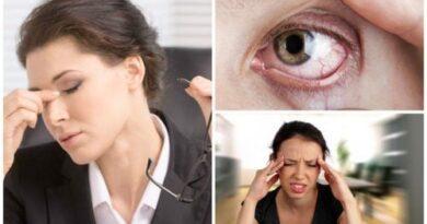 ¿Sufres estrés visual? Descúbrelo identificando estos 8 síntomas
