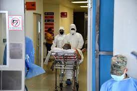 La gente se vuelca a hospitales buscando auxilio