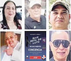 Baní con más muertes por Covid que las que informa Salud Pública