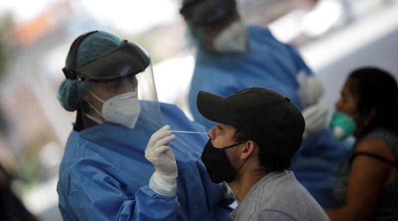 México reporta 5.307 nuevos casos de COVID-19, 138 muertes más