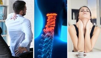 Sencillos ejercicios para aliviar tu dolor cervical