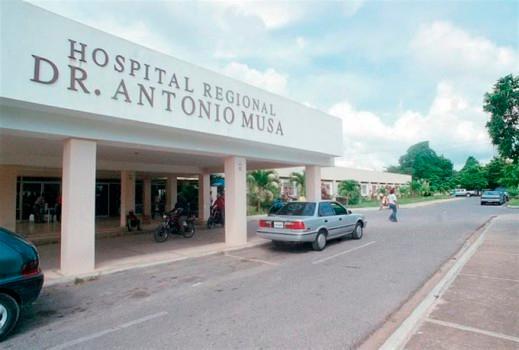 SNS anuncia intervendrá hospital Antonio Musa tras denuncia de que hicieron operación con luz de celular