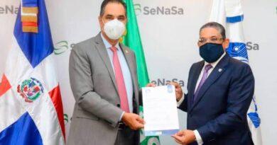 OPTIC certifica la web de SeNaSa con un nivel A