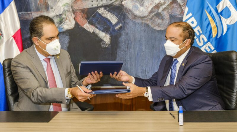 Banreservas y SENASA firman convenio para favorecer a sus colaboradores con facilidades financieras