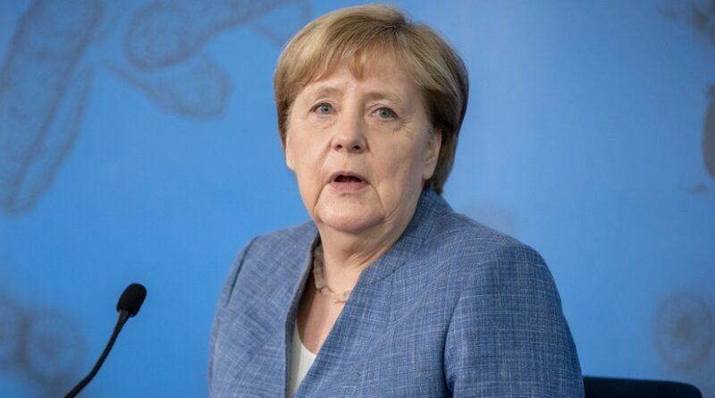 """Apelación de Merkel y Spahn """"Cuantas más vacunas, más libre"""""""