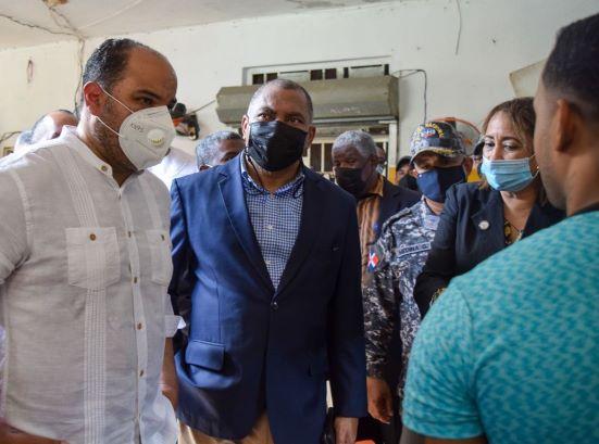 Defensor del Pueblo pide mas personal de salud para el penal de La Victoria
