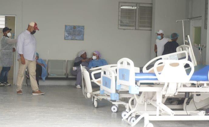 Estudio efectividad Sinovac revela baja hospitalización
