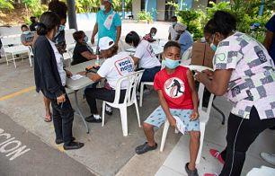 Unas 80 personas hospitalizadas por COVID en una semana