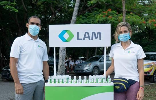 "Laboratorios LAM se suma al ""5K Gánale a la Diabetes"""