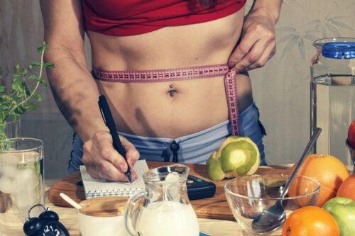 Lecciones de nutrición para perder peso de forma saludable
