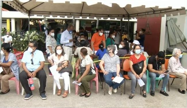 Salud Pública reporta tres muertes por covid y 336 nuevos contagios