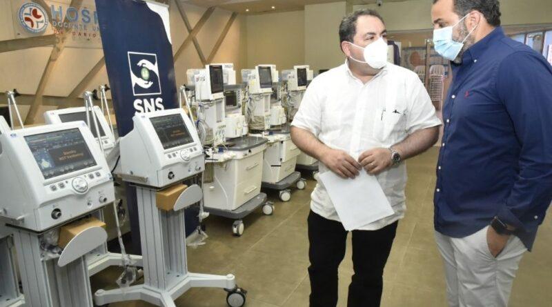 Invierten más de RD$490 millones en equipamiento centros salud