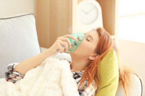 Qué hacer en caso de una emergencia por crisis de asma bronquial?