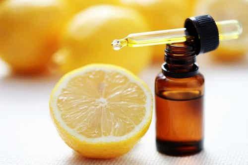 Cura del aceite de oliva y limón, ideal para las mañanas