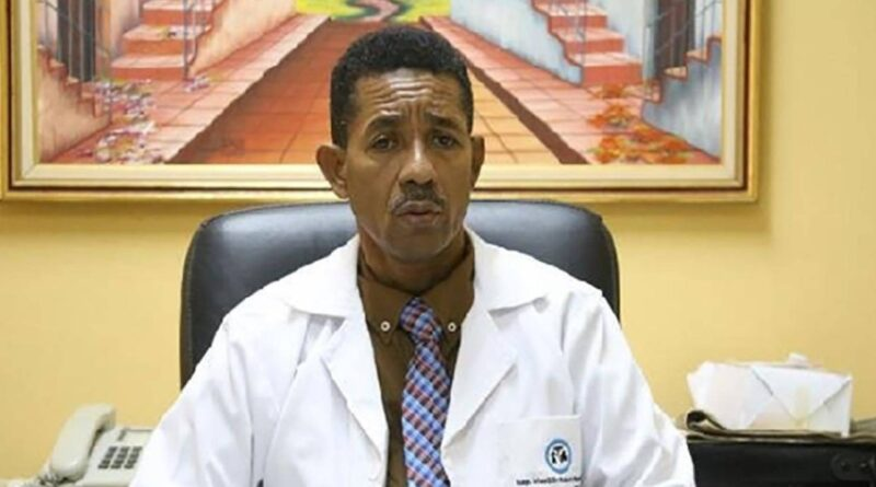 Director de hospital Robert Reid saluda decisión de inocular niños mayores de cinco años contra el COVID