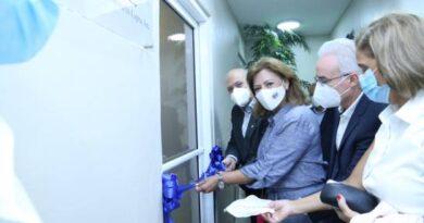 Patronato de Lucha Contra la Lepra inaugura oficina
