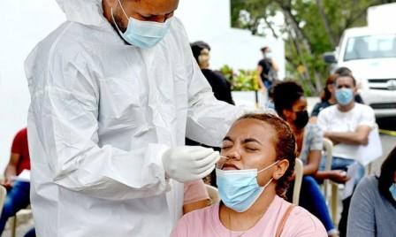 Salud Pública reporta más de 7 mil casos activos de coronavirus